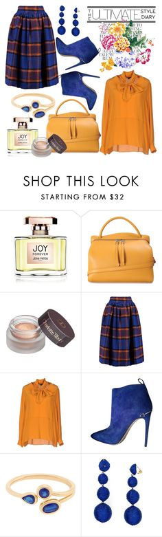"""Untitled #3005"" by hastypudding ❤ liked on Polyvore featuring Jean Patou, Jil Sander, Charlotte Tilbury, Stella Jean, Tara Jarmon, Gucci, Kenneth Jay Lane, contest, fashionset and namegame"