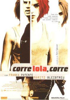 Watch Run Lola Run Full-Movie Franka Potente, Armin, Online Gratis, Streaming Movies, Youtube, Running, Movie Posters, Sleeping Beuty, Watch