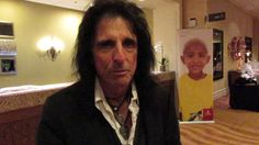 A message from Alice Cooper to my son.