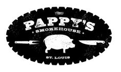 Our logo for Pappy's Smokehouse