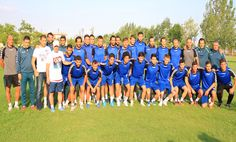 Torku Konyaspor'umuz 2014-2015 sezonunun ilk çalışmasını yaptı