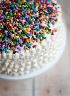 Nerds on a cake!