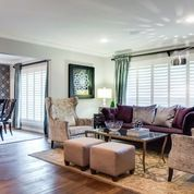 Formal Living & Formal Dining.  Pallos Verdas Drive - Staged to DWELL