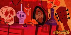 Pixar Announces Day of the Dead Film 'Coco' - http://www.afnews.info/wordpress/2015/08/15/pixar-announces-day-of-the-dead-film-coco/