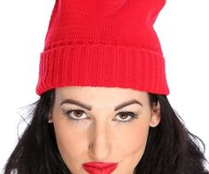 Make sure to add this cute beanie to your winter wardrobe. spenditonthis.com