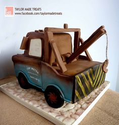 tow mater cars rear view - Google Search