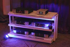 Electroniques Sim Audio, du grand art !