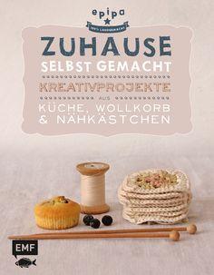 ZUHAUSE SELBST GEMACHT - Kreativprojekte aus Küche, Wollkorb und Nähkästchen, Herausgegeben von epipa, 196 Seiten, Hardcover mit Schutzumschlag, Format 21,0 x 27,0 cm, ISBN: 978-3-86355-223-7, Bestellnr.: 55223, 24,99€ (D) / 25,70€ (A), Bestellbar unter http://www.edition-m-fischer.de/index.php?id=20&tx_ttproducts_pi1[cat]=49&tx_ttproducts_pi1[begin_at]=0&tx_ttproducts_pi1[backPID]=20&tx_ttproducts_pi1[product]=601&cHash=8451d1b3dc
