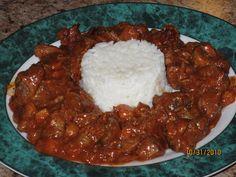 Absolument délicieux ! :) Palak Paneer, Parfait, Grains, Rice, Ethnic Recipes, Desserts, Food, Simple, Casseroles