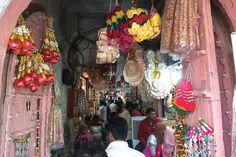 Old City Market - Jaipur, India