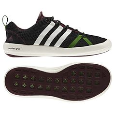 ADIDAS CLIMACOOL BOAT LACE SHOES - Made for outdoor activities, these multi-functional men's adidas CC Boat Lace shoes are lightweight, snug-fitting shoes with strategic CLIMACOOL® ventilation, quick-drying fabric on the upper and a grippy outsole for high traction on wet and slippery surfaces.