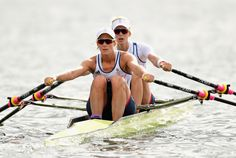 Katherine Grainger & Vicky Thornley