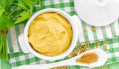 Hořčici si doma připravíte za chvíli a s minimální námahou. Czech Recipes, Ethnic Recipes, Home Canning, Pesto Sauce, Natural Flavors, The Best, Peanut Butter, Food And Drink, Mascarpone