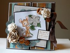 Whiff of Joy - Tutorials & Inspiration: Card Folds