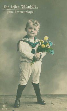 Vanha postikortti