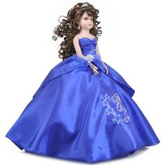 Doll Q2082 Quinceanea Dolls - Free shipping over $60 at www.misquinceano.com