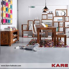 Be Natural, Kare Design, Gallery Wall, Desk, Cabinet, Storage, Furniture, Home Decor, Design Trends