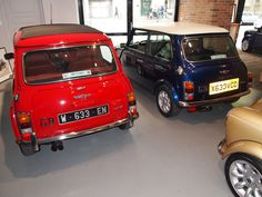 Very special classic Mini in perfect condition - John Cooper Works or Limited Editions