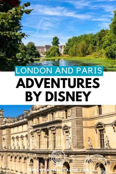 There is a lot to know when it comes to planning an incredible trip to London and Paris. Using Adventures By Disney you can get exactly what you want, and using our guide can give you ideas and tips on what you want. Check it out now! Disney Destinations, Disney Vacations, Disney World Tips And Tricks, Disney Tips, Adventures By Disney, Disney California Adventure, European Destination, Disney Cruise Line, Travel Memories