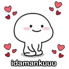 Cute Cartoon Images, Cute Cartoon Wallpapers, Cute Love Gif, Cute Love Memes, Cute Little Drawings, Cute Drawings, Geometric Poster, Cute Emoji, Funny Kpop Memes