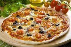 Przepis na Pizza sycylijska
