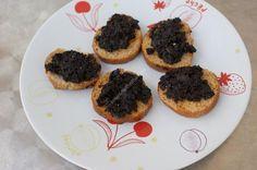 Tapenade aux olives noires au thermomix facile et rapide