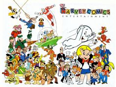 Raymond C. Reed, President of Harvey Comics Entertainment - Harvey Comics Entertainment - Global Media Village Forms Of Literature, Comic Art, Comic Books, Casper The Friendly Ghost, Star Comics, American Comics, Comic Covers, Book Publishing, My Childhood