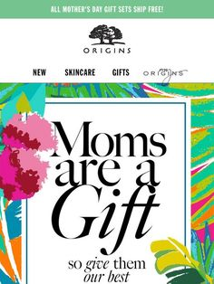 Mother's Day Sets are here! And they're wrapped & ready to give. - Ojon