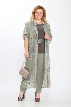 Women's Plus Size Outfits has never been so Perfect! Since the beginning of the year many girls were looking for our Top guide and it is finally got released. Now It Is Time To Take Action! Curvy Outfits, Stylish Outfits, Plus Size Outfits, Plus Size Womens Clothing, Plus Size Fashion, Clothes For Women, Elegant Outfit, Ideias Fashion, Womens Fashion