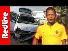 Auto-ongeluk eindigt Kaizer Chiefs Wiseman Meyiwa & # s carrière Kaizer Chiefs, Car Crash, Storytelling, Career, Mens Tops, Videos, Carrera