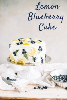 This sponge cake is easy, delicious, and oh-so-festive for spring. Whip up a quick sponge cake with an easy filling (store-bought lemon curd) and top with a tasty buttercream. Spring Cake, Summer Cakes, Mini Cakes, Cupcake Cakes, Poke Cakes, Cupcakes, Wilton Cakes, Layer Cakes, Lemon Buttercream Frosting