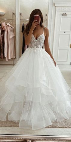 Wedding Dress Black, Wedding Dress Outlet, Country Wedding Dresses, Modest Wedding Dresses, Bridal Dresses, Bridesmaid Dresses, Prettiest Wedding Dress, Wedding Dress Types, Cute Wedding Dress