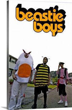 Beastie Boys Every Day Is Halloween 2002 Music Poster Beastie Boys, Music Is Life, My Music, Music Pics, Trap Rap, El Rock And Roll, Blues, Jazz, Hip Hop Rap
