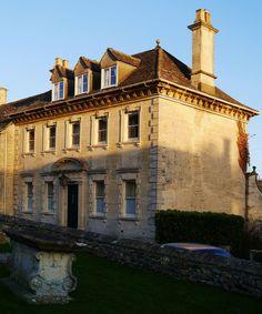 Painswick, Vicarage | Flickr - Photo Sharing!
