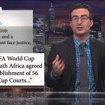 Passend zur FIFA-Affäre: Der FIFA-Rant von John Oliver