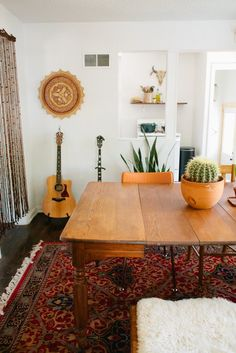 Lauren & Stiles' Southwest Bohemian Homestead — House Tour | Apartment Therapy