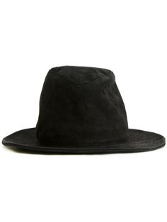 Hazy Azul Mens Sombrero Paja Fedora Hat