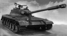 Object 430U  armed with 122mm gun and 160mm armored.