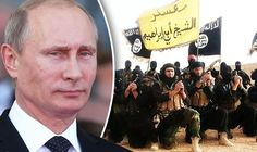 Now EU says Putin's OBLITERATION of ISIS will force millions of refugees to flee to Europe  THREE million refugees are set to leave Syria for Europe as Russia continues to bomb Islamic State terrorists, European Union officials have warned.  Vladimir Putin and refugees