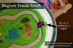 Magnet Track Craft