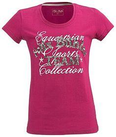 T-Shirt Lara - Shirts & chemises - Kramer Equitation