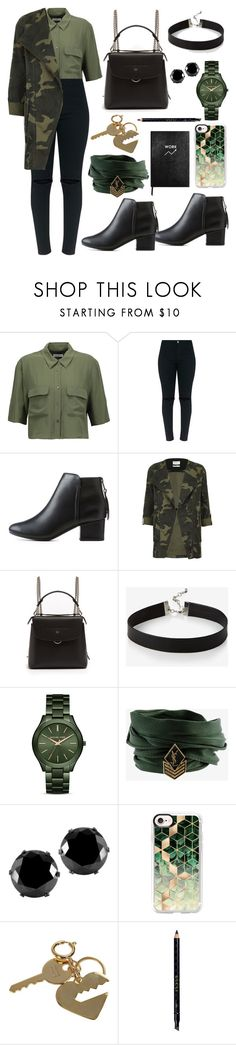 """Untitled #5043"" by tatyanaoliveiratatiana ❤ liked on Polyvore featuring Equipment, City Classified, Parka London, Fendi, Express, MICHAEL Michael Kors, Yves Saint Laurent, West Coast Jewelry, Casetify and Sophie Hulme"