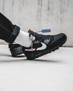 """best service b649d 0b30f  solebox on Instagram  """"Nike x Off-White Air Max 90  Desert Ore  and   Black  I US 6 – 13 I 160 €   Available from Jan. 17th instore only at  solebox Berlin."""