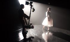 Behind the scenes of Darren Aronofsky's Black Swan