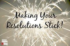 Making Your Resolutions Stick | Cincinnati Moms Blog