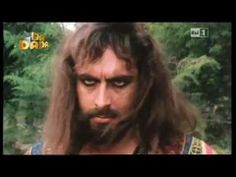 Sandokan kills a tiger saving lady Marianna