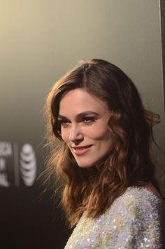 Keira Knightley - Closing night gala premiere of 'Begin Again' during the 2014 Tribeca Film Festival at BMCC Tribeca PAC in New York City - April 26, 2014