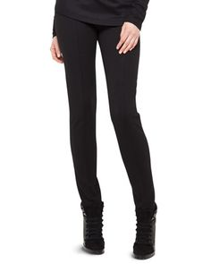 Stretch Jersey Skinny Pants by Akris punto at Bergdorf Goodman.