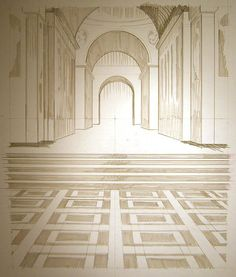 Katy Betz Studio: School of Athens parody painting for Concrete Network