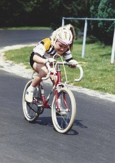 The Marianne Vos of the future #cycling #bike #bicycle #ride #explore #exercise